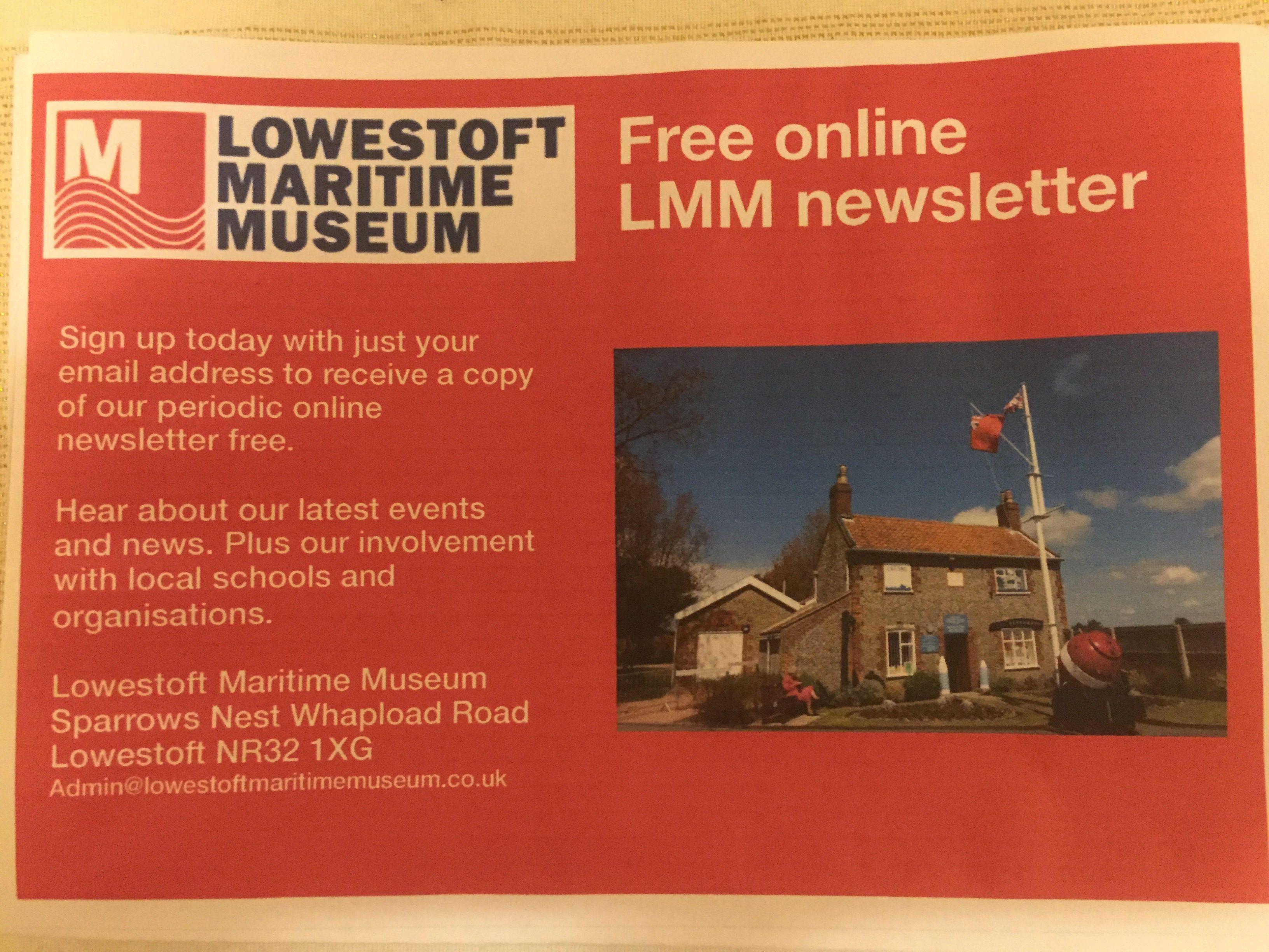 LMM free online Newsletter