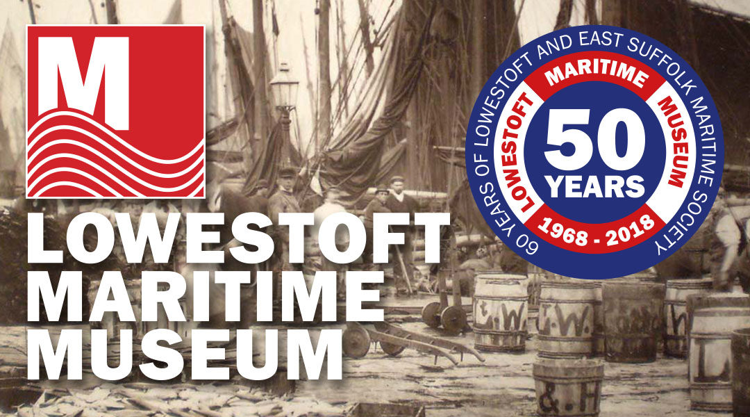 Lowestoft Maritime Museum 50 year celebration.