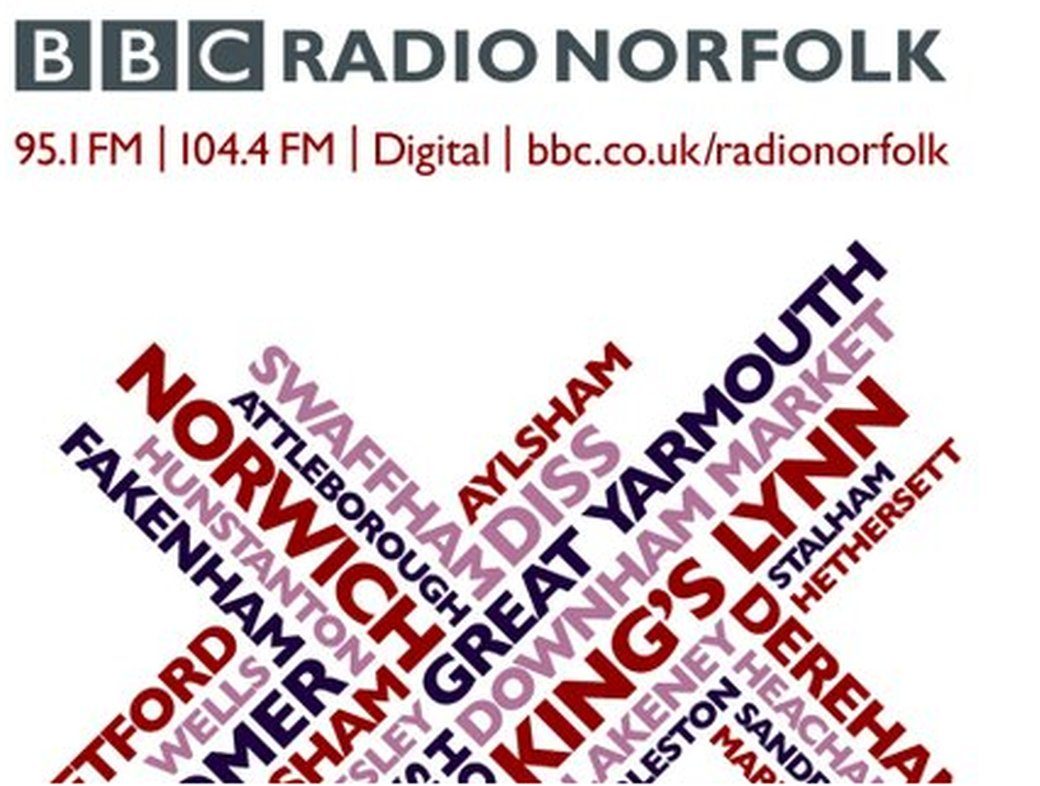 Radio Norfolk visits Museum
